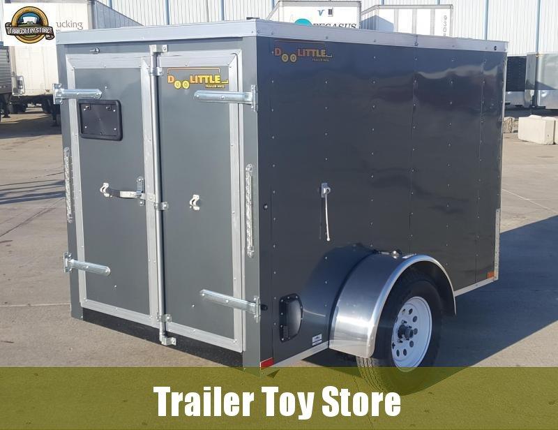 2019 Doolittle 5'X8' Cargo Trailer in Ashburn, VA