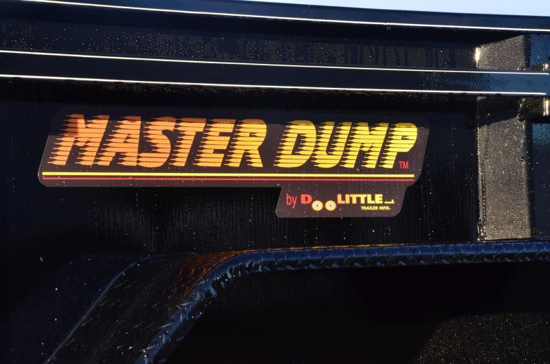 2019 Doolittle 7212 Dump Trailer
