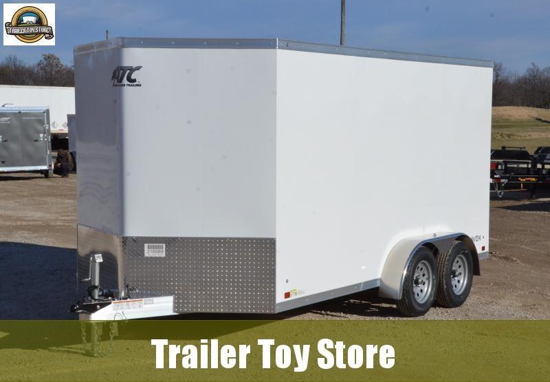 2019 ATC 7' X 14'  Raven Cargo Trailer in Ashburn, VA