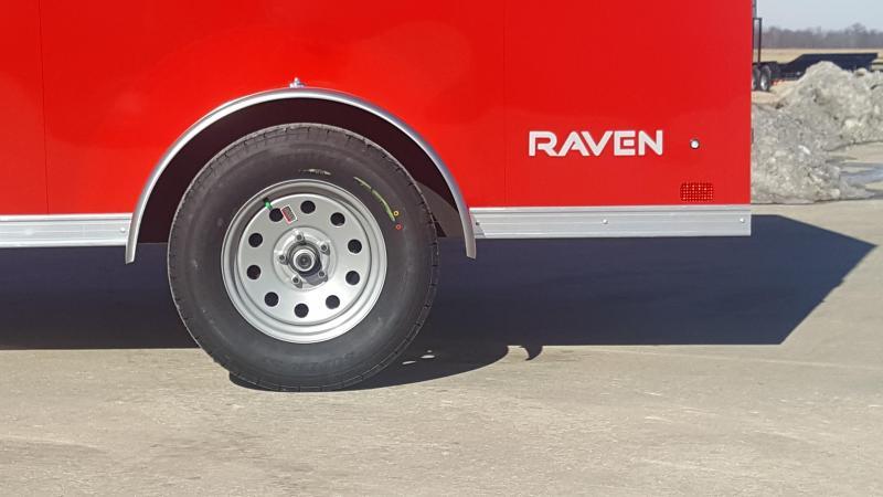 2019 ATC 6' X 10'  Raven Cargo Trailer