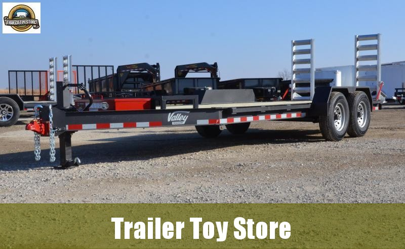 2019 Valley Trailers 7LE20 Equipment Trailer in Ashburn, VA