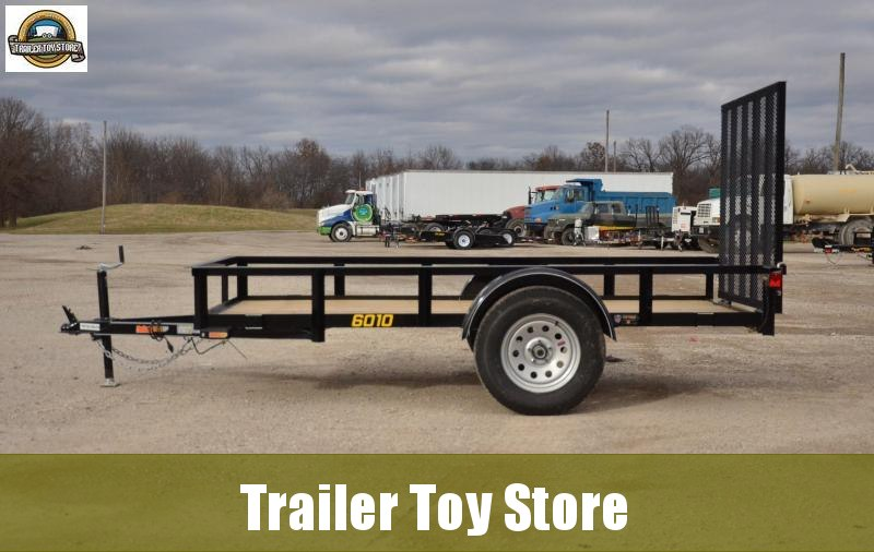 2019 Doolittle 6010 Rally Sport Trailer