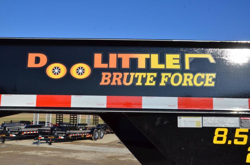 2019 Doolittle Bruteforce Gooseneck Trailer