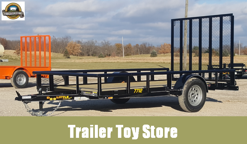 2019 Doolittle 7712 Utility Trailer