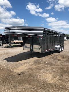 2019 Other 6.5x20 Gooseneck 7k Tandem Axle Livestock Trailer in Ashburn, VA