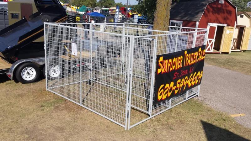 Heavy Duty Welded Wire Dog Kennel