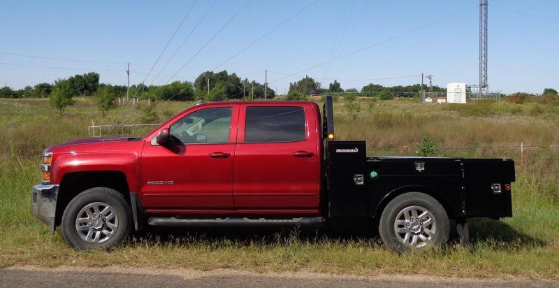 2019 Pronghorn 8600 UTD Truck Bed