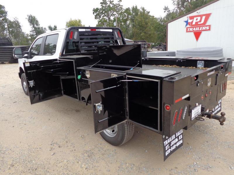 2019 Pronghorn 8700 UTD Truck Bed