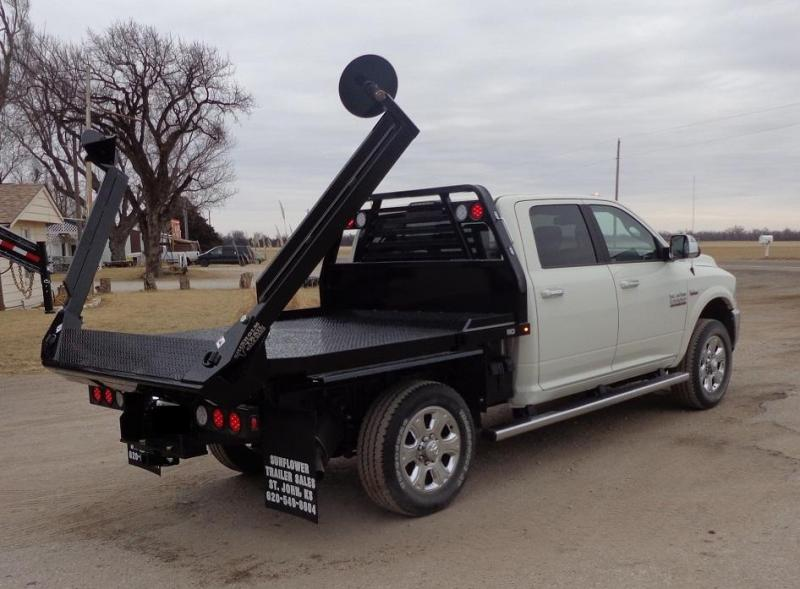 2019 C5 Chisholm Trail Arm / Dump Combo Short Bed Truck Bed