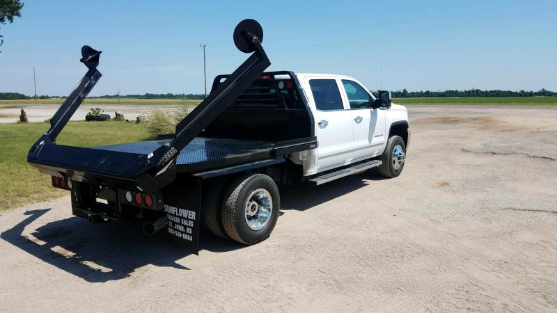 2019 C5 Chisolm Trail Arm / Dump Combo Dually Truck Bed