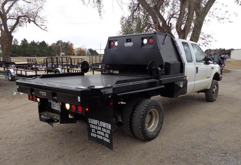 2019 C5 Chisholm Trail Arm Bed Single Wheel Long Bed Truck Bed