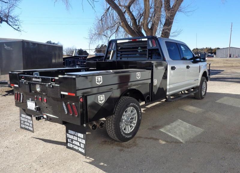 2019 Pronghorn 8700 UT Truck Bed