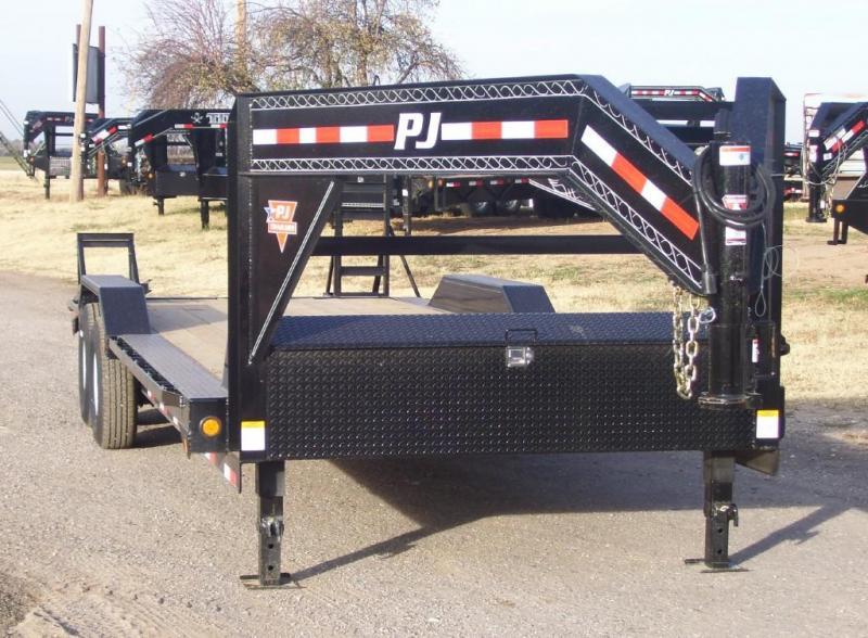 2020 PJ 24' x 8 in. Channel Super-Wide