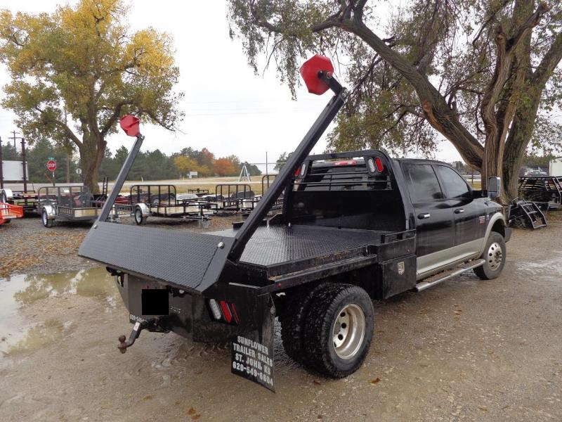 2019 Crownline Arm Bed (Hay Beds) Dually Truck Bed