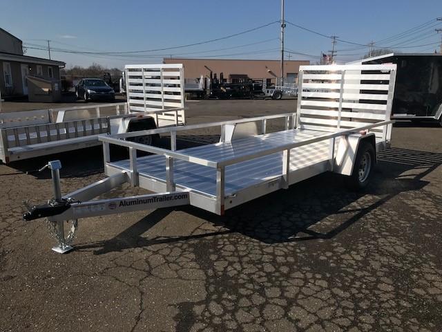 2018 Aluminum Trailer Company OUTAB614 Flatbed Trailer