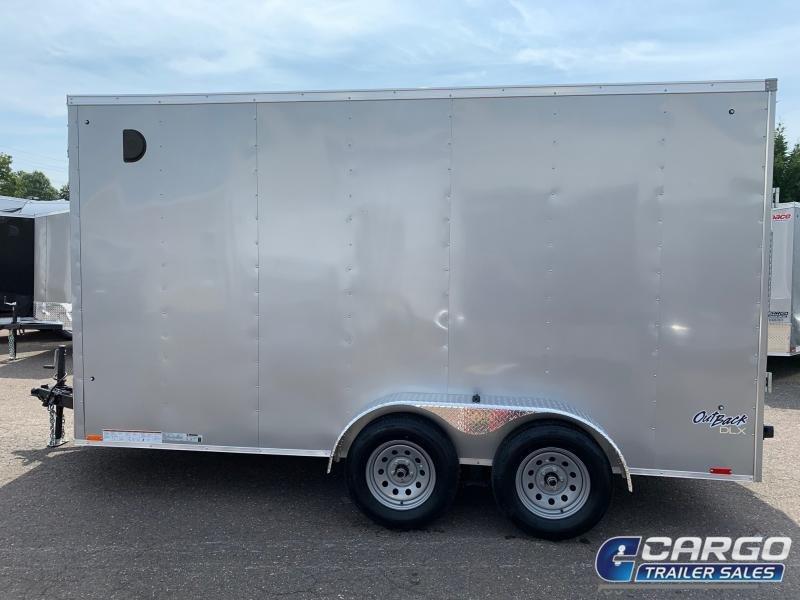 2020 Pace American OB714 Enclosed Cargo Trailer