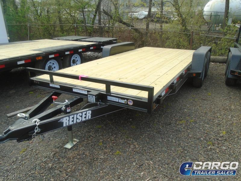 2020 Reiser Trailers WCH1810K Car / Racing Trailer