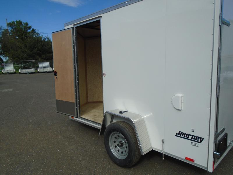 2020 Pace American JV 6 X 10 SI2 Enclosed Cargo Trailer