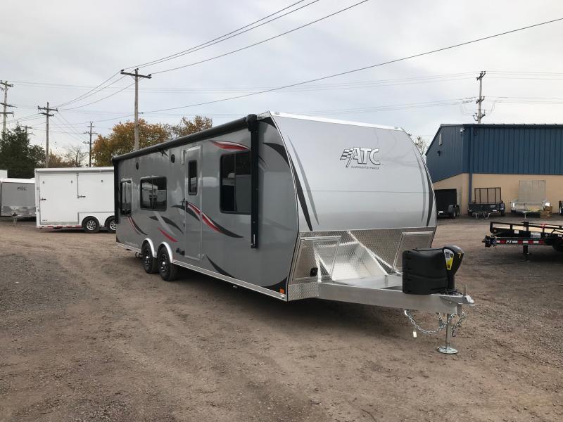 2019 Aluminum Trailer Company ARVAB8528 Toy Hauler