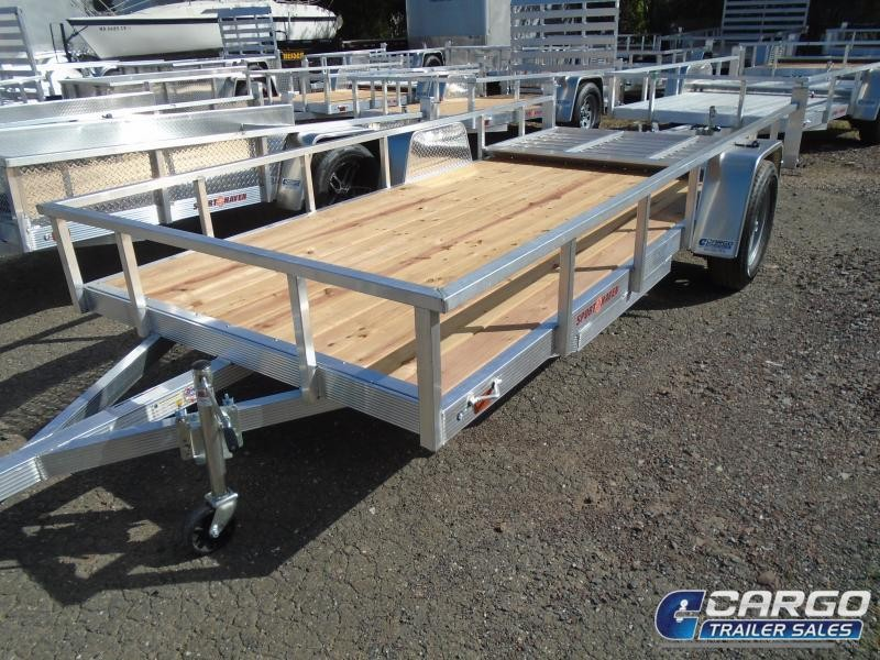 2019 Sport Haven AUT614 Utility Trailer