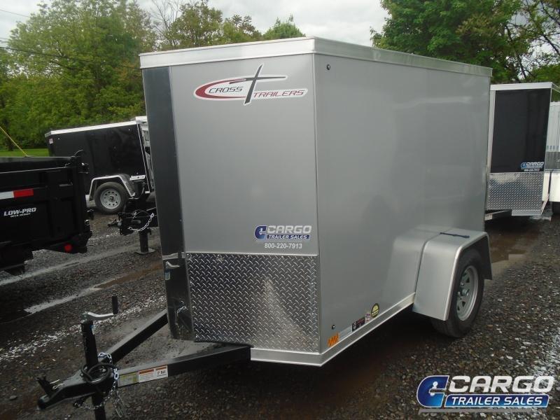 2020 Cross Trailers 58SA Alpha Enclosed Cargo Trailer in Ashburn, VA