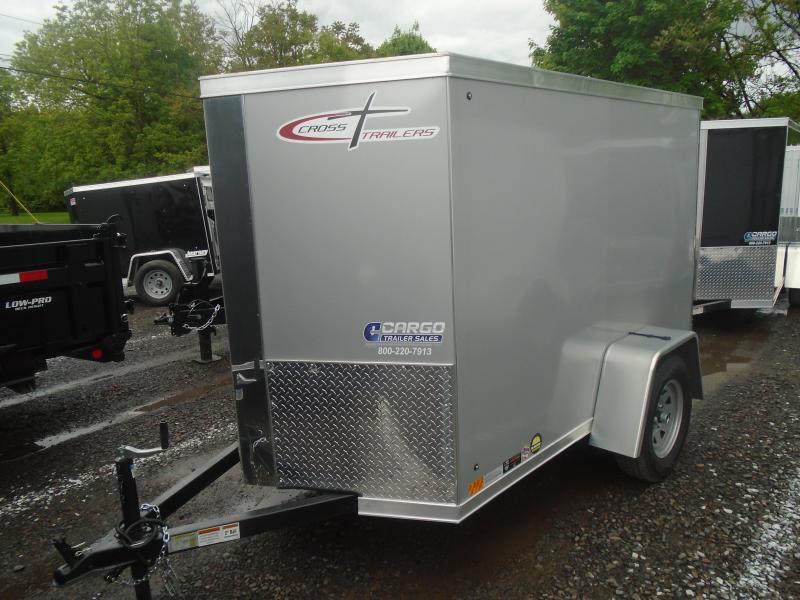 2020 Cross Trailers 58SA Alpha Enclosed Cargo Trailer