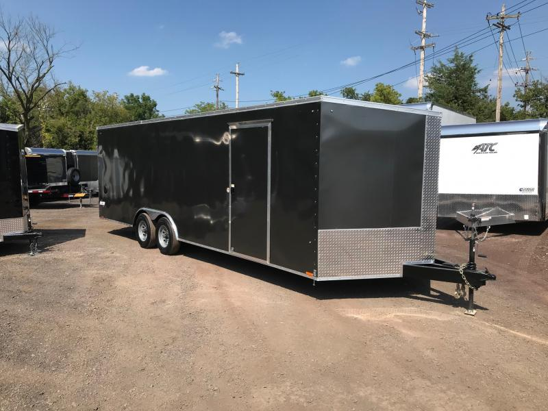 2019 Pace American JV8524 Enclosed Cargo Trailer