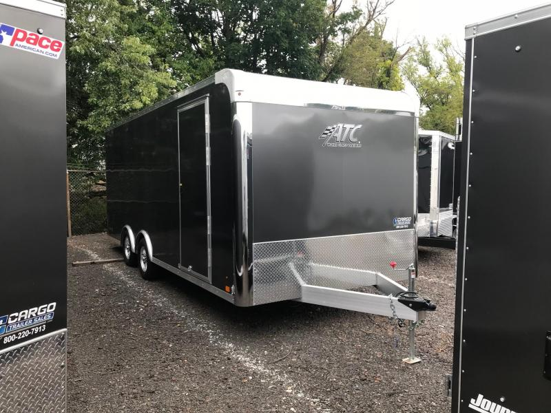 2018 Aluminum Trailer Company RAVAB8520+0-2S3.5K Enclosed Cargo Trailer