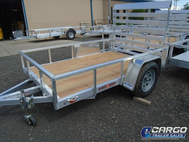 2019 Sport Haven AUT508 Utility Trailer