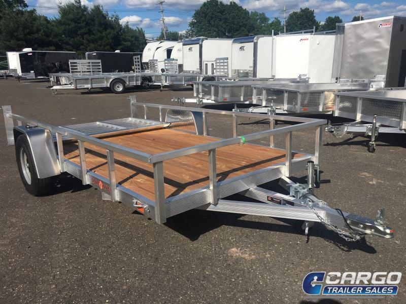2019 Sport Haven AUT612 Utility Trailer