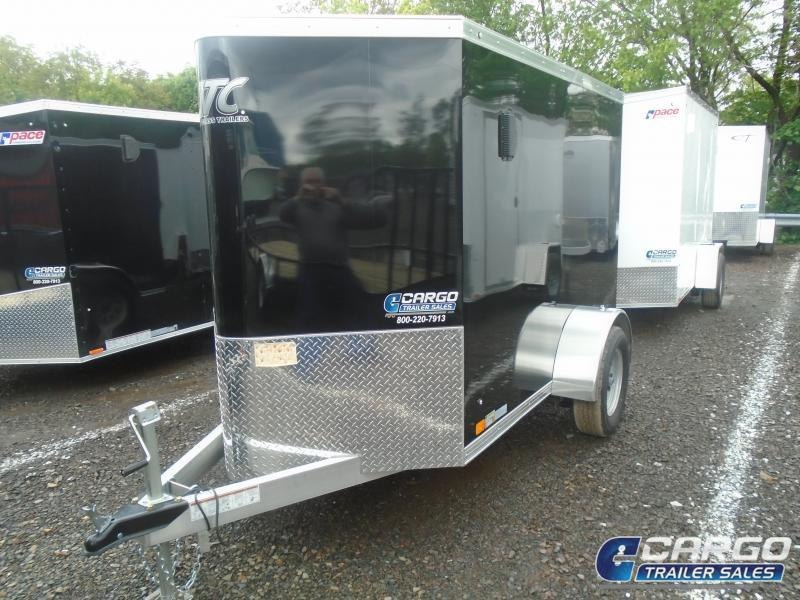 2019 Aluminum Trailer Company RAVSB5008+2-1S2.9K Enclosed Cargo Trailer