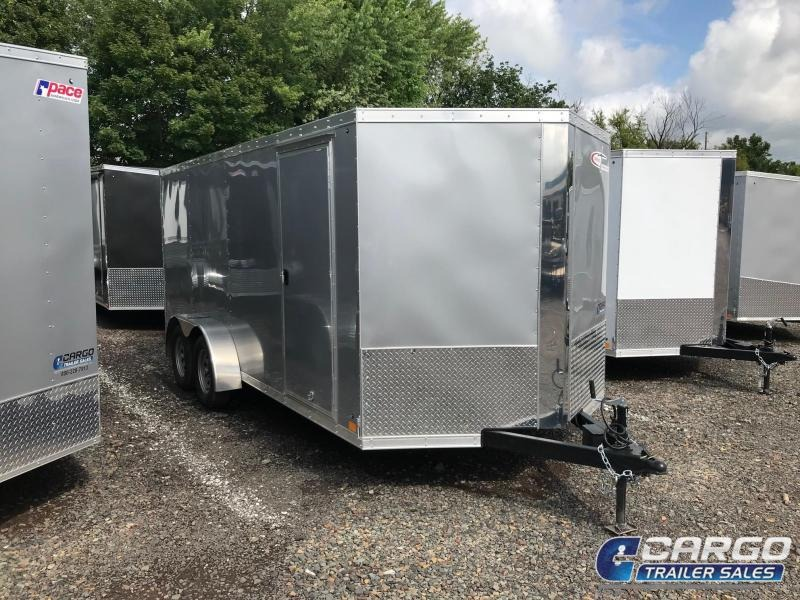 2018 Cross Trailers 716TA Alpha Enclosed Cargo Trailer