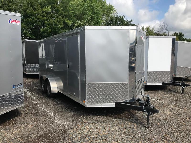 2019 Cross Trailers 716TA Alpha Enclosed Cargo Trailer