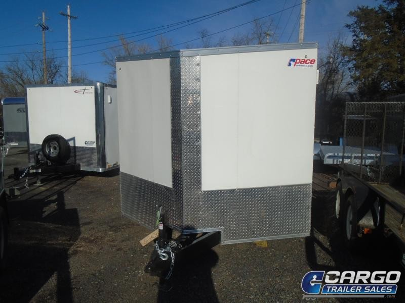 2019 Pace American JV 85x18 Enclosed Cargo Trailer