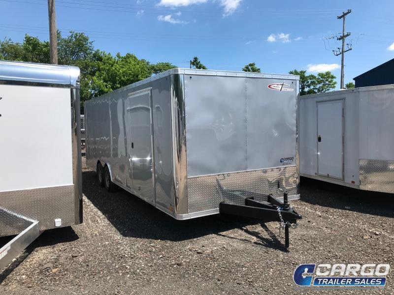 2019 Cross Trailers 824TA Car / Racing Trailer in Ashburn, VA