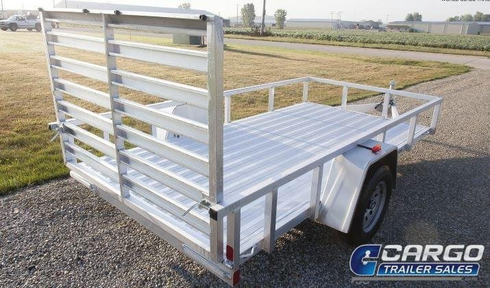 2019 Aluminum Trailer Company OUTAB5010 Utility Trailer