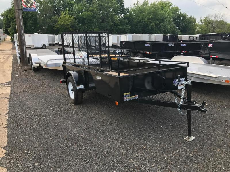 2017 Belmont Machine UT510SS Utility Trailer