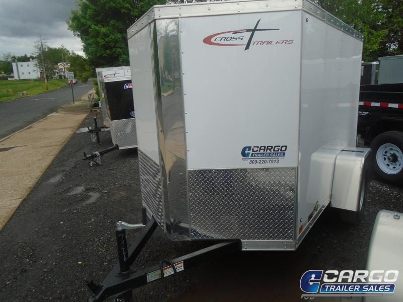 2019 Cross Trailers 58SA Enclosed Cargo Trailer