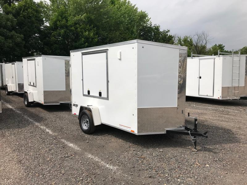 2019 Pace American JV 610 Enclosed Cargo Trailer