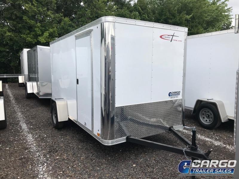 2018 Cross Trailers 612SA Alpha Enclosed Cargo Trailer