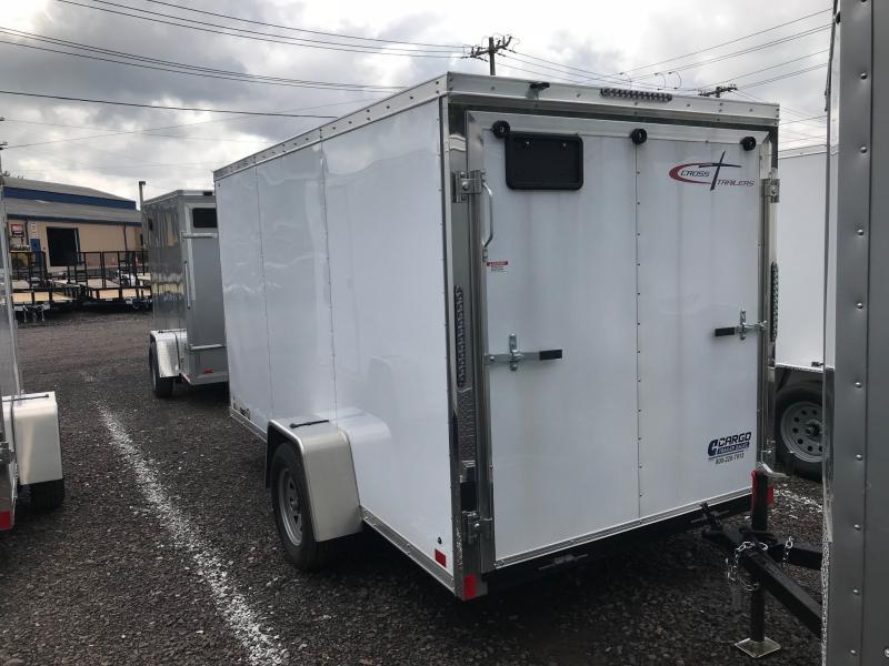 2019 Cross Trailers 612SA Alpha Enclosed Cargo Trailer
