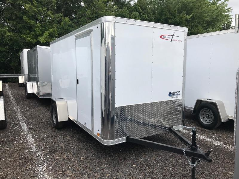 2019 Cross Trailers 612SA Alpha Enclosed Cargo Trailer