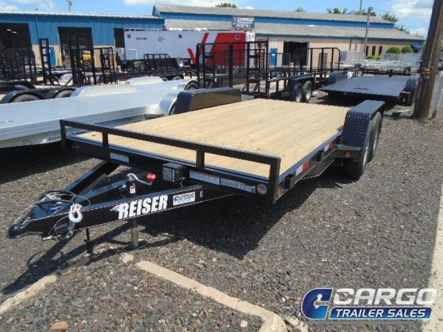 2019 Reiser Trailers WCH1610K Car / Racing Trailer