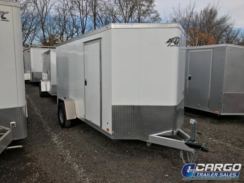 2019 Aluminum Trailer Company RAVAB6012 Enclosed Cargo Trailer