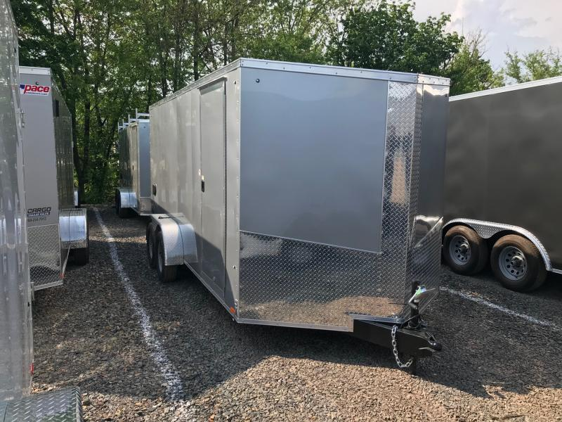2019 Pace American JV 716 Enclosed Cargo Trailer