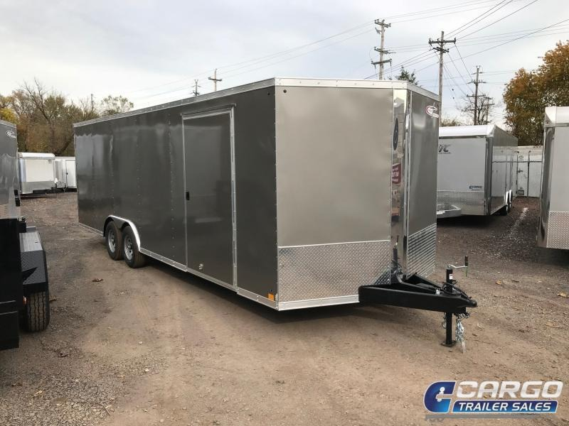 2018 Cross Trailers 824TA Enclosed Cargo Trailer