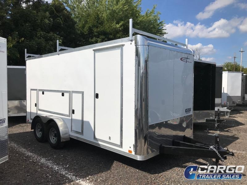 2018 Cross Trailers 716 Enclosed Cargo Trailer