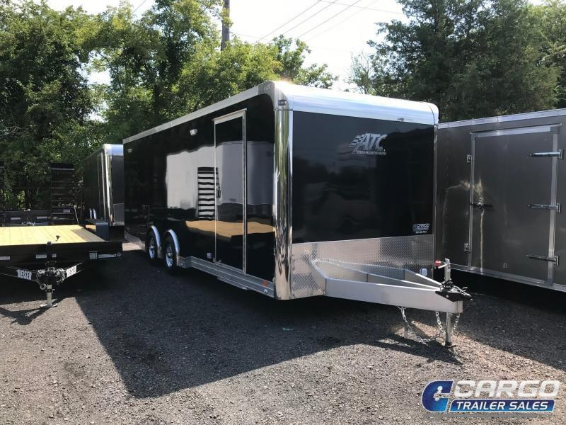 2019 Aluminum Trailer Company QSTAB8524 Enclosed Cargo Trailer