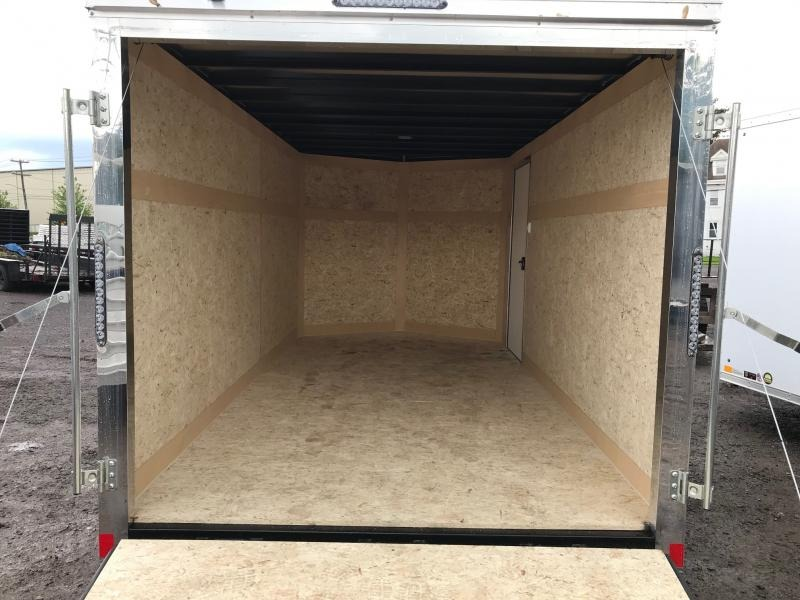 2020 Cross Trailers 714TA-ALPHA Enclosed Cargo Trailer