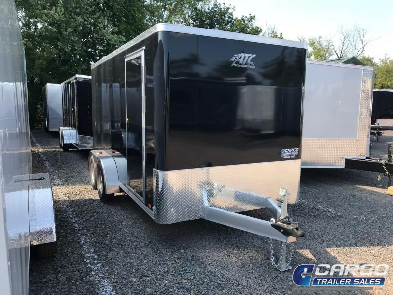 2018 Aluminum Trailer Company RAVAB7014 Enclosed Cargo Trailer